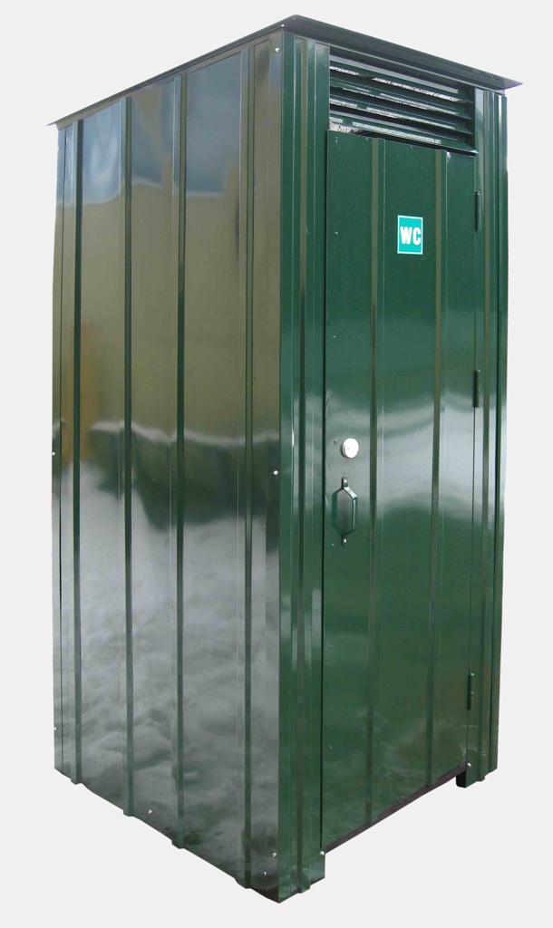 Metalinis antivandalinis WC 1