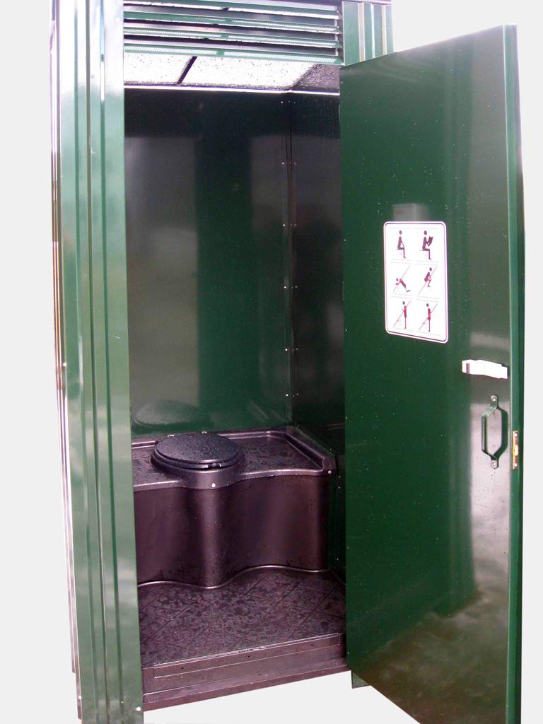 Metalinis antivandalinis WC 3