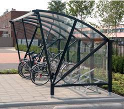 Stoginė dviračiui 2